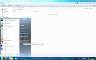 Windows 7 - How to Enable the Start - Run from Start Menu
