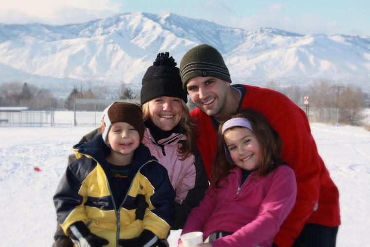 Happy Winter from Wenatchee!!!