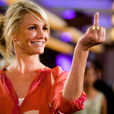 cameron+diaz+wrong+finger+right+smile