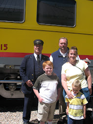 Our Ride on the Polar Express