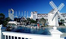 Disney´s Beach Club, stedet vi skal bo i Disney World