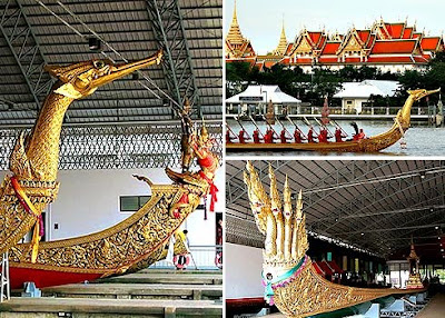 THAILAND Travel Blog: Royal Barge National Museum