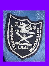 Liga de Arbitros Anotadores Independientes