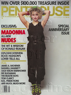 madonna on the cover of a magazine otcoam rare madonna photos best madonna photos penthouse. Black Bedroom Furniture Sets. Home Design Ideas