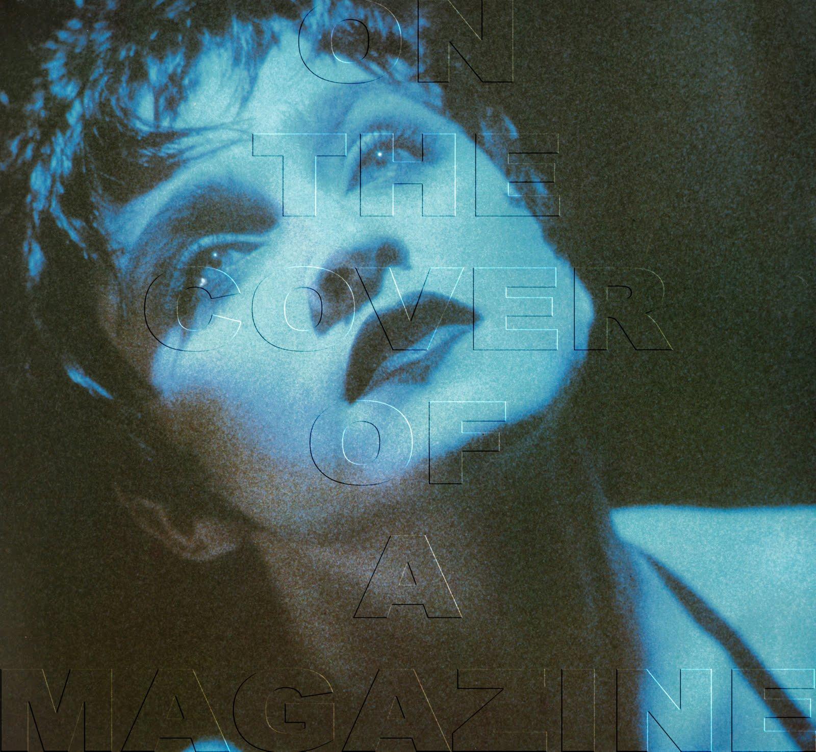 June Calendar Girl Book : Madonna on the cover of a magazine otcoam rare