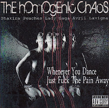 Whenever You Dance Just Fuck The Pain Away""