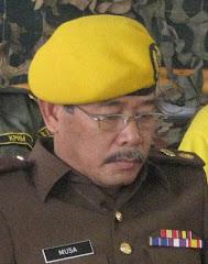 Kenali Pegawai RELA Daerah Melaka Tengah