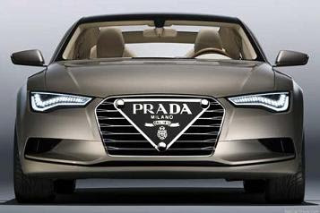Audi signs with Prada