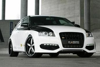 BS3 based on the Audi S3