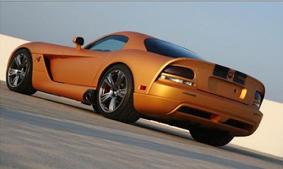 First Dodge Viper Special Hurst