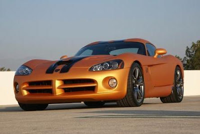 First Dodge Viper Special Hurst Sold