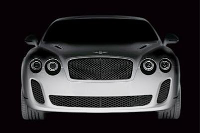 Biofuel powered Bentley