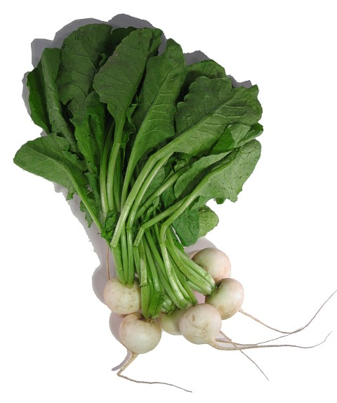 how to eat turnip greens