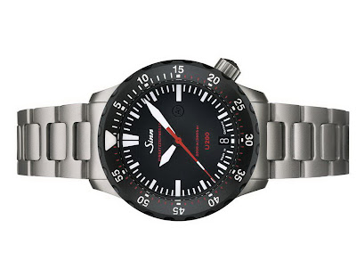 New Sinn - U200 - fights the large watch trend U200+SDR+00