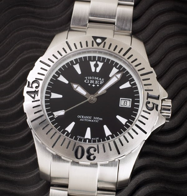 Oceanictime the oceanic dive watch by thomas gref - Oceanic dive watch ...