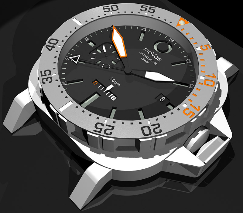 oceanictime movas diver look