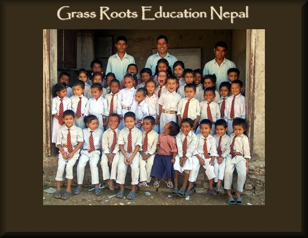 Grass Roots Education Nepal