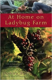 Review: At Home on Ladybug Farm by Donna Ball.