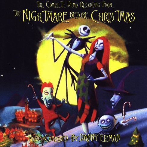Nightmare Before Christmas Ost Download Decorating Ideas