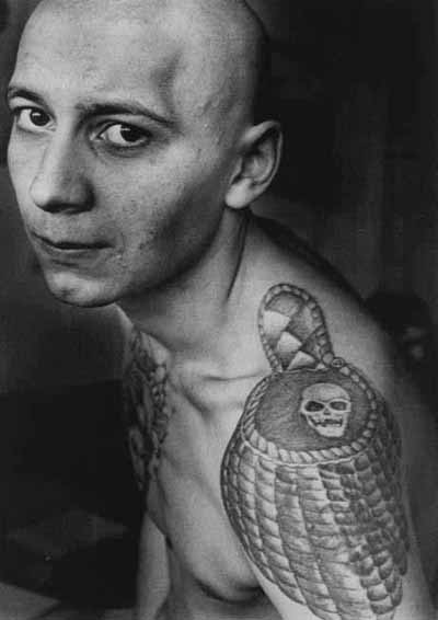 Russian Criminal Tattoo Encyclopaedia Volumes I, II and III offer not only a
