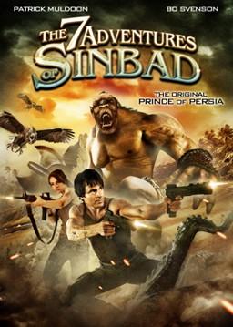 Les 7 aventures de Sinbad affiche