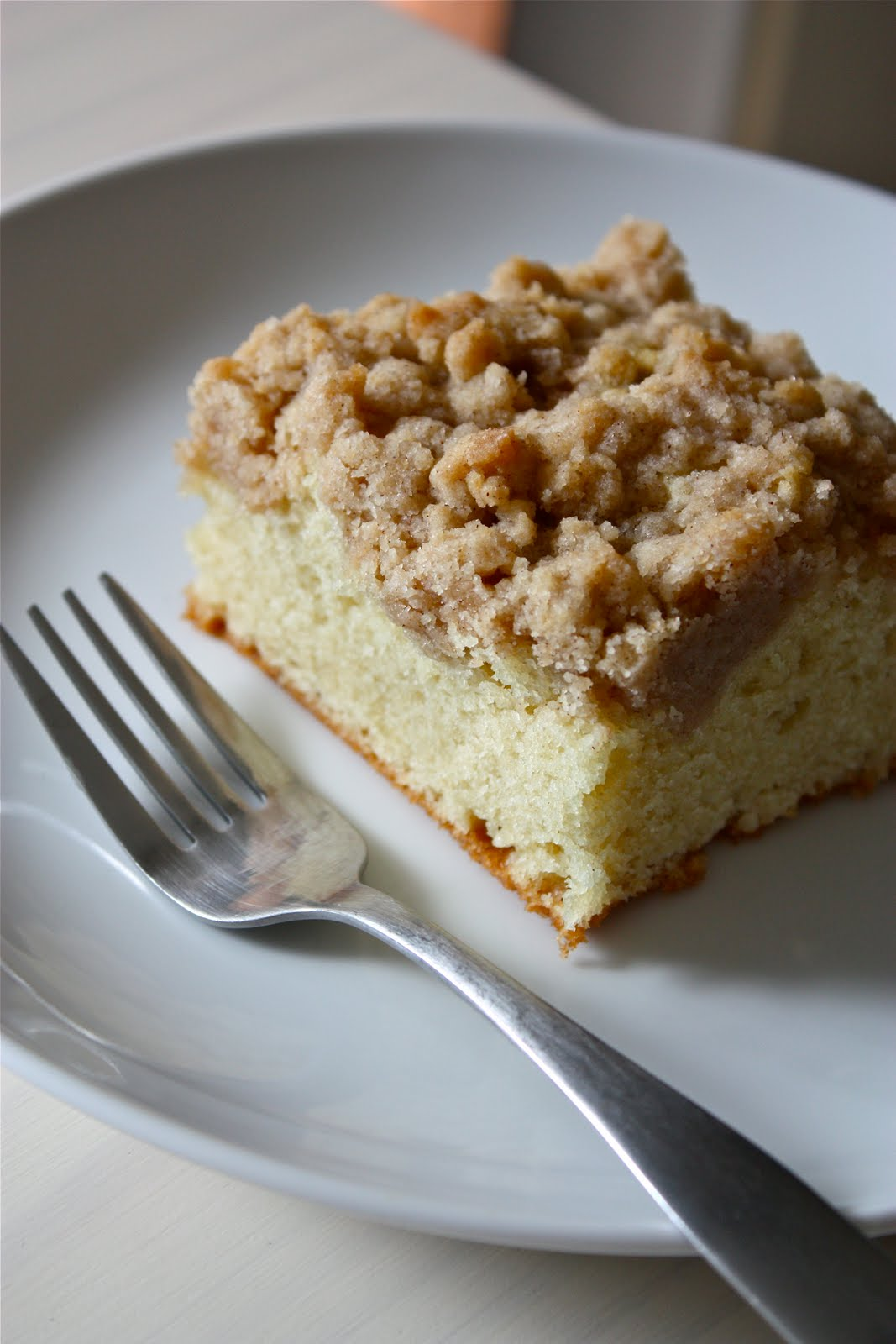 my quest for a fabulous big crumb coffee cake recipe is finally over ...