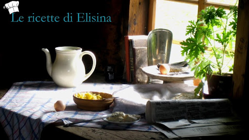 Le ricette di Elisina