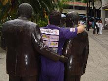 Carlos Drummond de Andrade, Piassa e pedro Nava.