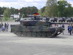 Leopard 2 Leopard 2a3 | RM.