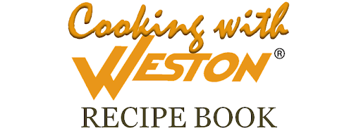 Cooking with Weston Recipe Book