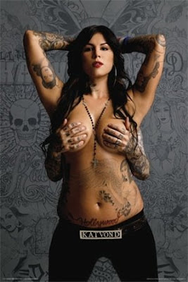 kat von d boobs