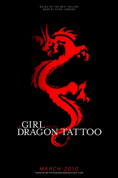 Cinemascope the girl with the dragon tattoo 2009 for The girl with the dragon tattoo series order