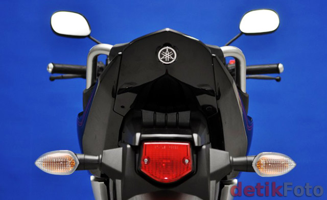 Modif Yamaha Byson Black