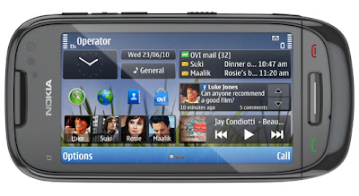Nokia C7 Specification Review