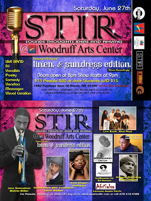 3 Piece will be at STIR this Saturday June 27th!