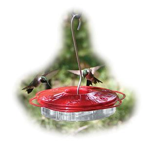 Woodlink Classic Hummingbird Feeder