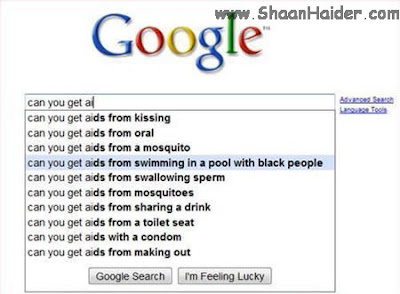 15 funny google suggestion fails geeky stuffs for Can you get hiv from a swimming pool
