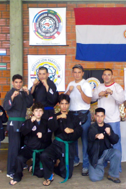 Torneo Nacional de Hapkido 01. Academia Dragon Hapkido -Presente