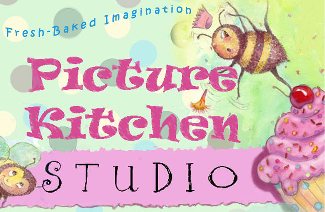 Illustrator Kim Sponaugle's Picture Kitchen Studio