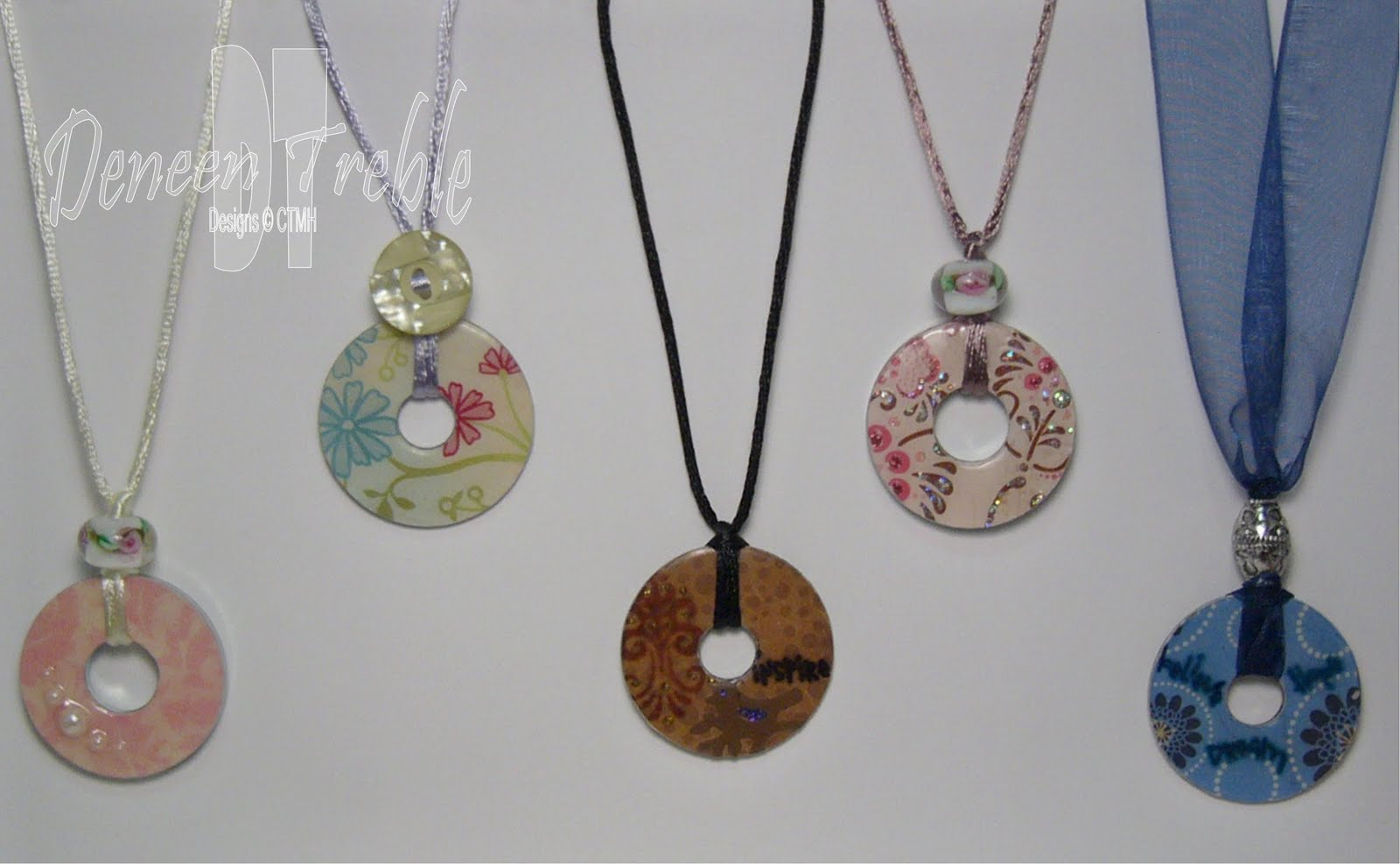A path of paper washer pendant necklaces keychains washer pendant necklaces keychains aloadofball Images