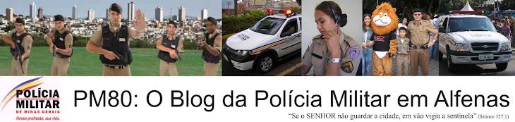 18ª Cia PM Ind - Alfenas/MG