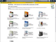 Portal do WebEduc