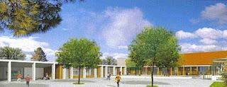 Cormatin's new school