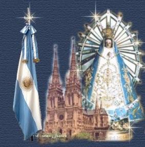 Peregrinación a Luján Lujan_Madre_Santa