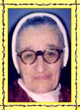 Sierva de Dios María de Lourdes del Santísimo Sacramento Para Scaglia