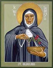 Santa Hildegarda de Bingen