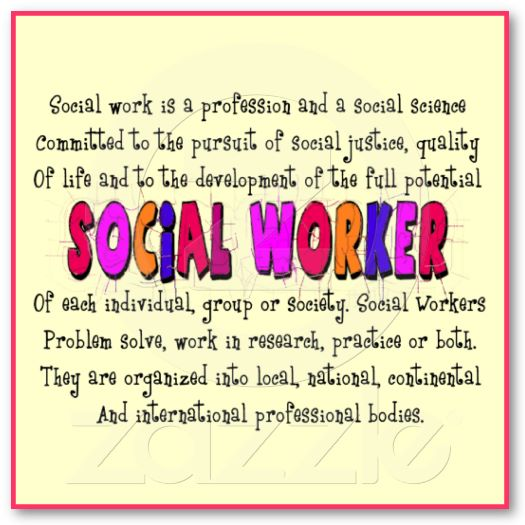 Amazing Worker: Love Like Crazy: Social Worker