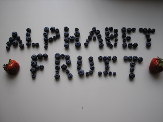 Alphabet Fruit