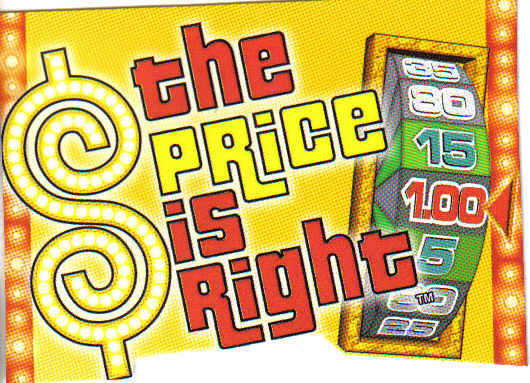 price is right powerpoint template my crazy kimchi esl cafe the price is right lesson plan