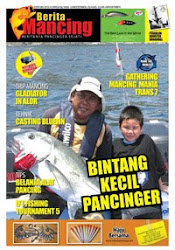 Tabloid Berita Mancing